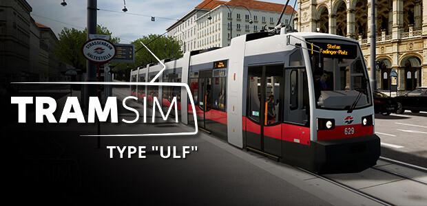 TramSim DLC Type ULF - Cover / Packshot