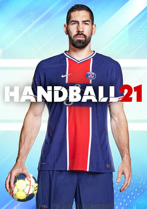 Handball 21 - Cover / Packshot
