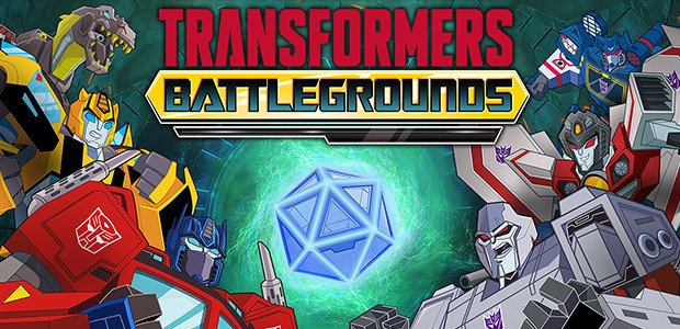 Transformers: Battlegrounds - Cover / Packshot