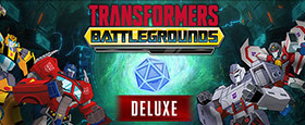 Transformers: Battlegrounds Deluxe Version