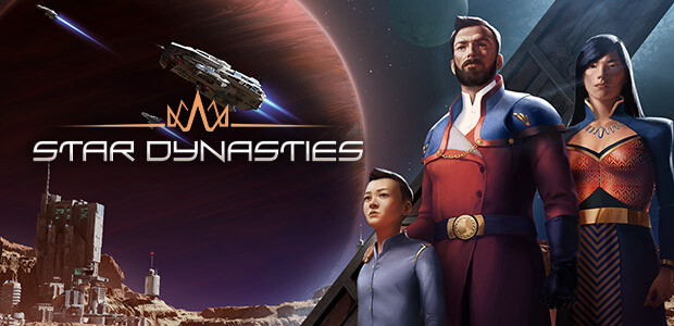 Star Dynasties - Cover / Packshot