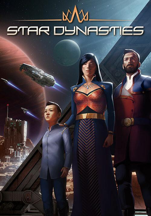Star Dynasties - Cover / Packshot