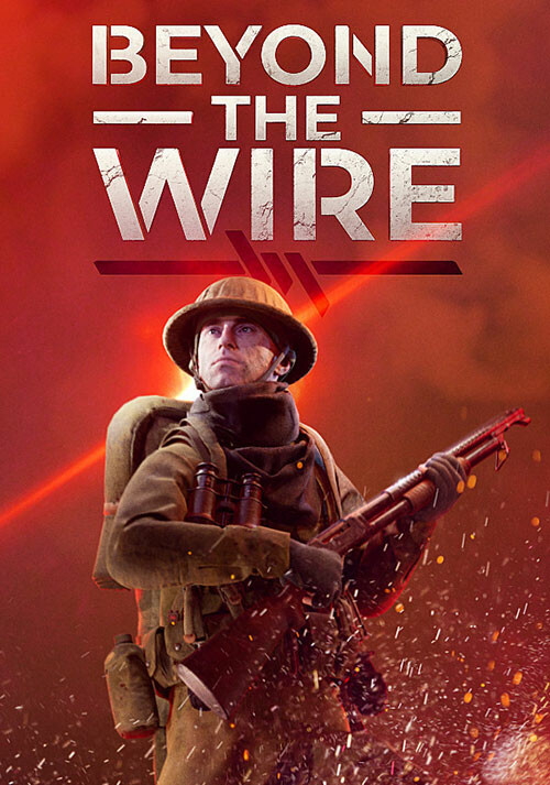 Beyond The Wire - Cover / Packshot