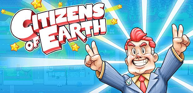 Citizens of Earth - Cover / Packshot