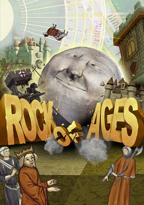 Rock of Ages - Cover / Packshot