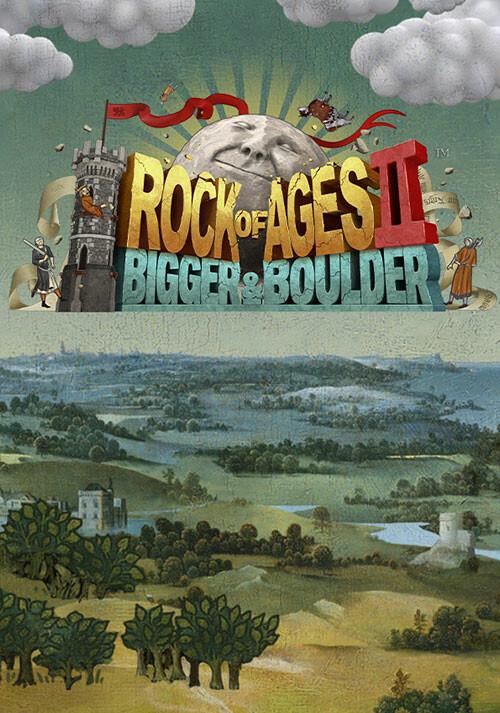 Rock of Ages 2: Bigger & Boulder™ - Cover / Packshot