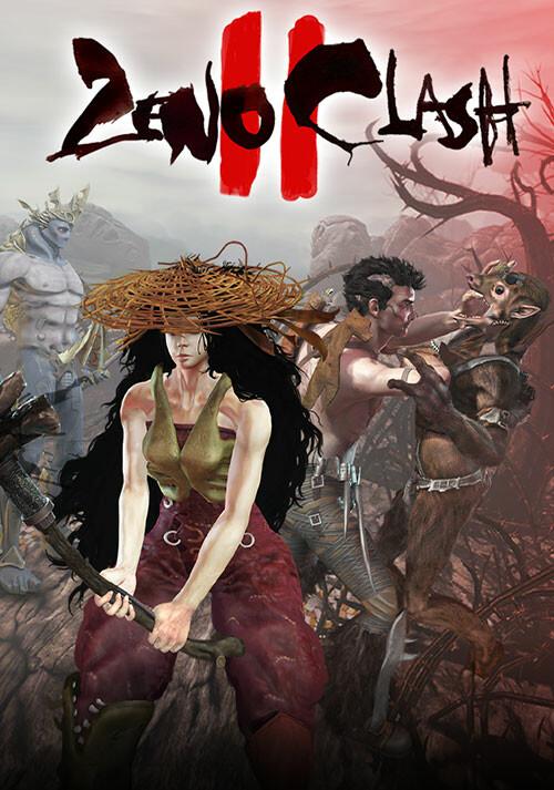 Zeno Clash 2 - Cover / Packshot