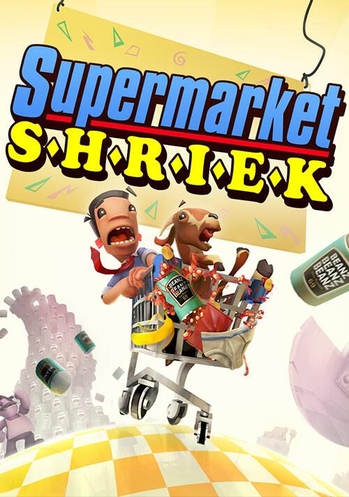 Supermarket Shriek - Cover / Packshot