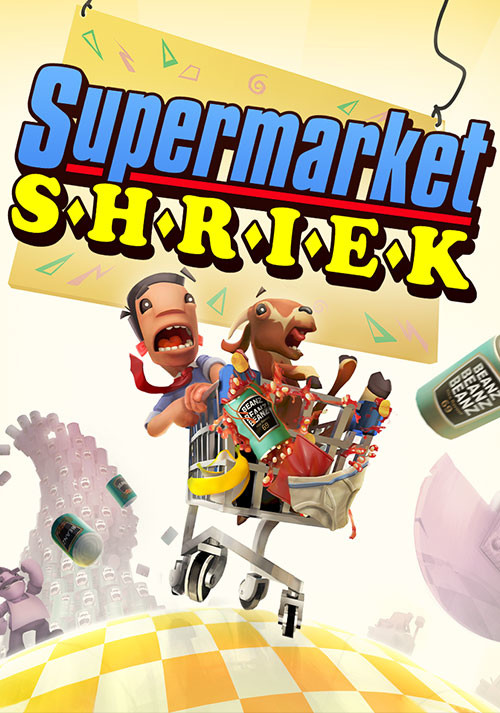 Supermarket Shriek - Cover / Packshot
