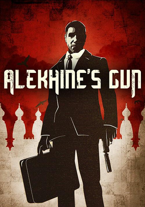 Alekhine's Gun - Cover / Packshot