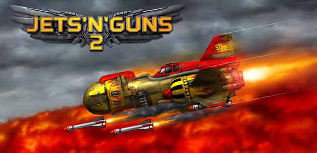 Jets'n'Guns 2 - Cover / Packshot
