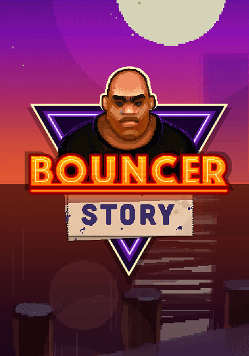 Bouncer Story - Cover / Packshot