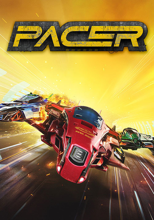 Pacer - Cover / Packshot