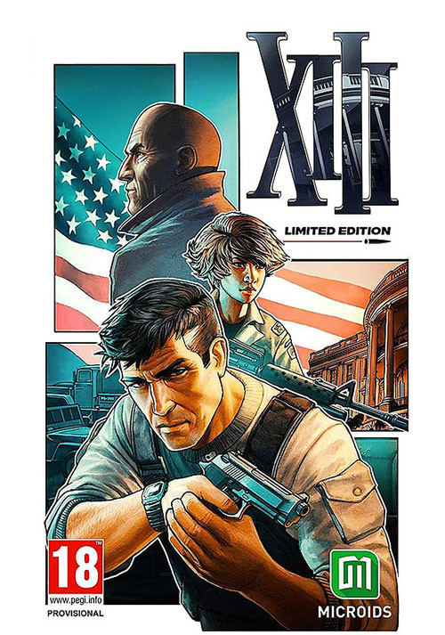 XIII - Cover / Packshot