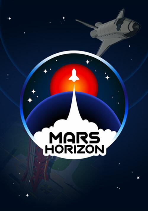 Mars Horizon - Cover / Packshot