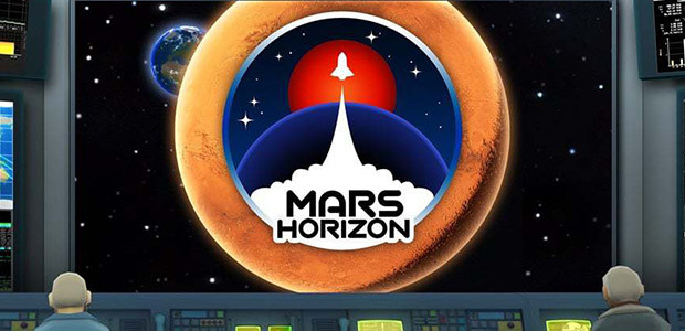Mars Horizon - Cover / Packshot