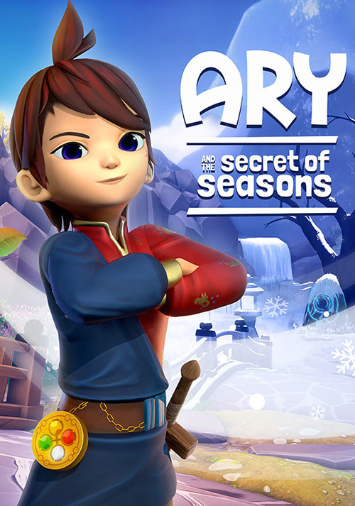 Ary and the Secret of Seasons - Cover / Packshot