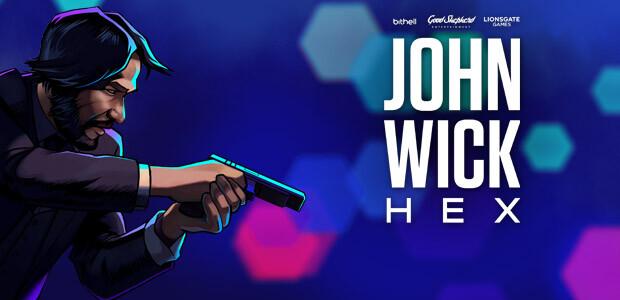 John Wick Hex - Cover / Packshot