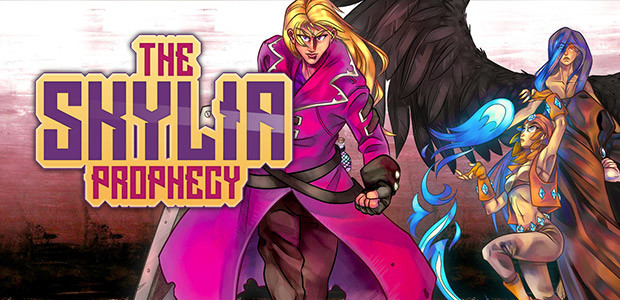 The Skylia Prophecy - Cover / Packshot