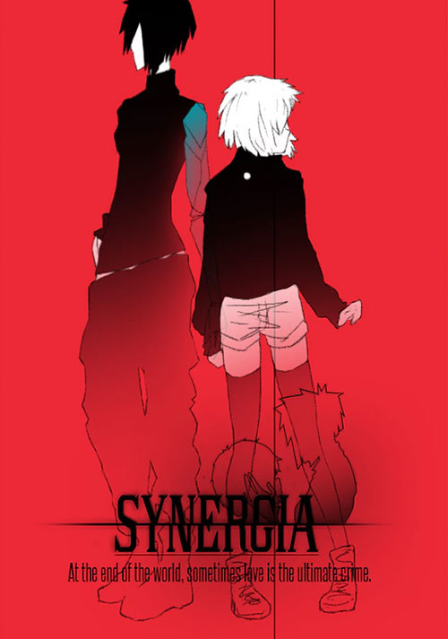 Synergia - Cover / Packshot