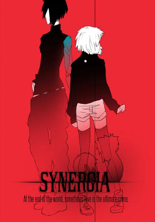 Synergia - Cover / Packshot