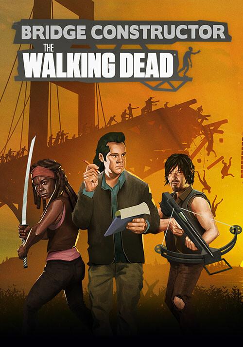 Bridge Constructor: The Walking Dead - Cover / Packshot