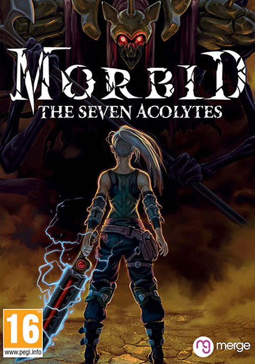 Morbid: The Seven Acolytes - Cover / Packshot