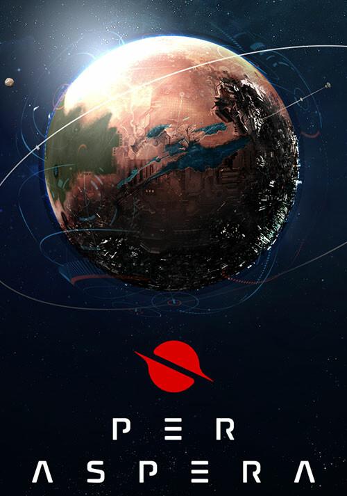 Per Aspera - Cover / Packshot