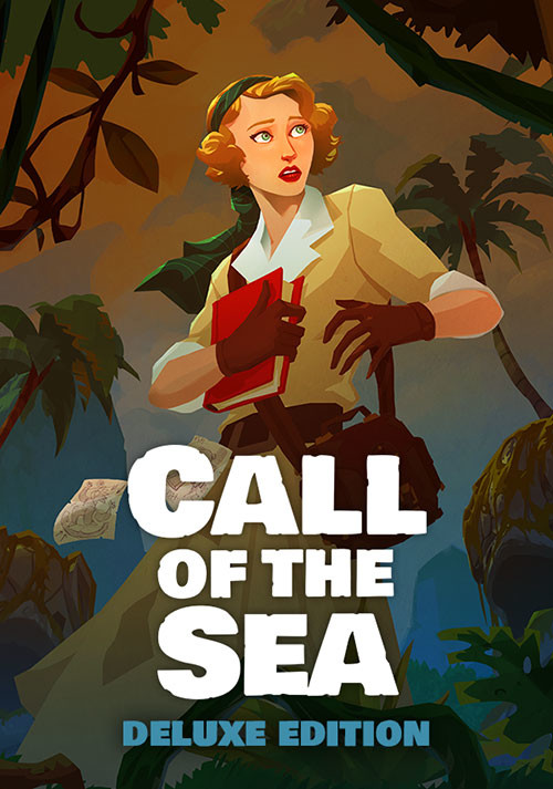 Call of the Sea Deluxe Edition - Cover / Packshot