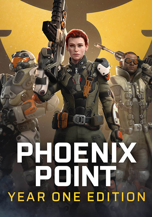Phoenix Point: Year One Edition - Cover / Packshot