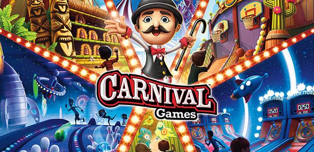 Carnival Games® - Cover / Packshot