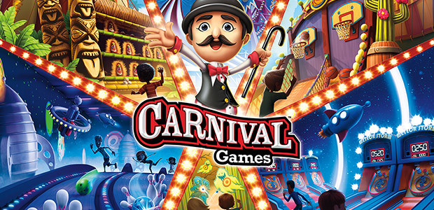 Carnival Games® - Cover / Packshot