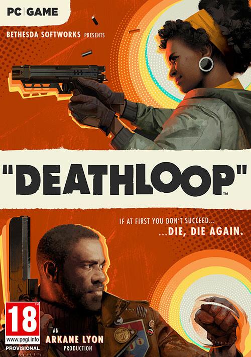 DEATHLOOP - Cover / Packshot