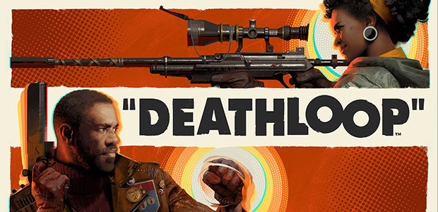 DEATHLOOP - Cover / Packshot