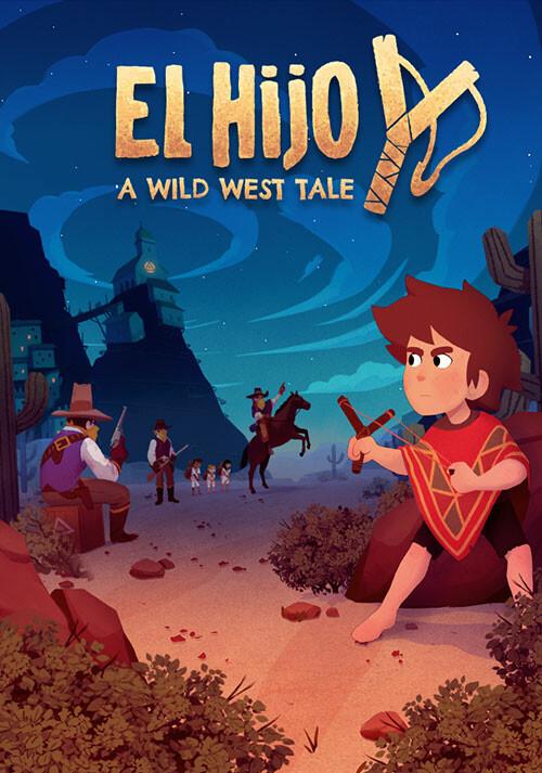 El Hijo - A Wild West Tale - Cover / Packshot