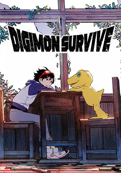 Digimon Survive - Cover / Packshot