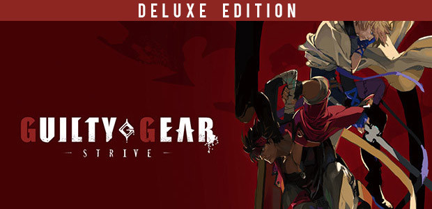 GUILTY GEAR -STRIVE- Deluxe Edition - Cover / Packshot