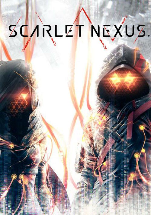 SCARLET NEXUS - Cover / Packshot