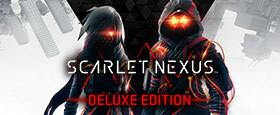 SCARLET NEXUS - Deluxe Edition