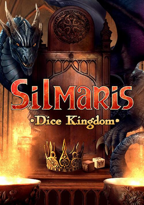 Silmaris: Dice Kingdom - Cover / Packshot