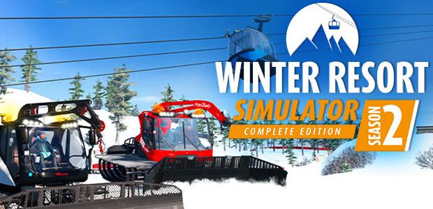 Winter Resort Simulator Season 2 - Complete Edition - Cover / Packshot