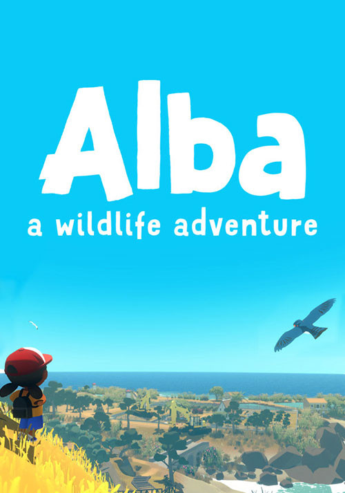 Alba: A Wildlife Adventure - Cover / Packshot