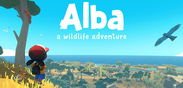 Alba: A Wildlife Adventure - Cover / Packshot