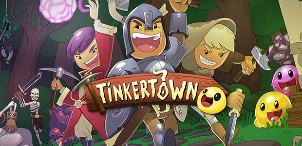 Tinkertown - Cover / Packshot