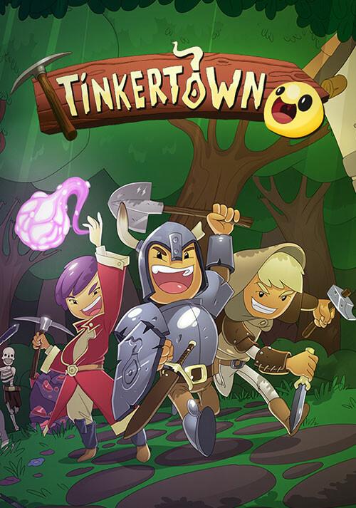 Tinkertown - Cover / Packshot