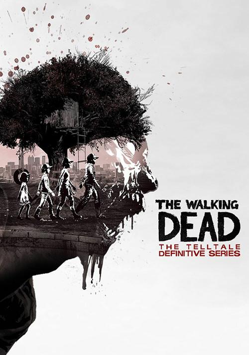 The Walking Dead: The Telltale Definitive Series  - Cover / Packshot