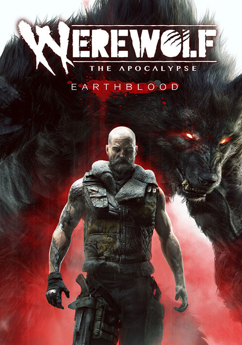 Werewolf: The Apocalypse – Earthblood - Cover / Packshot