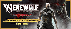 Werewolf: The Apocalypse – Earthblood Champion Of Gaia Edition