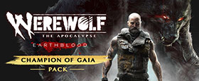 Werewolf: The Apocalypse - Earthblood Champion of Gaia Pack