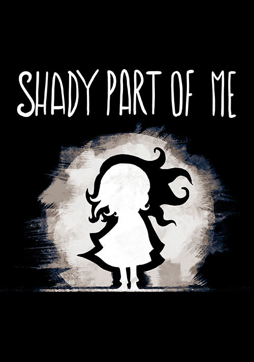 Shady Part of Me - Cover / Packshot
